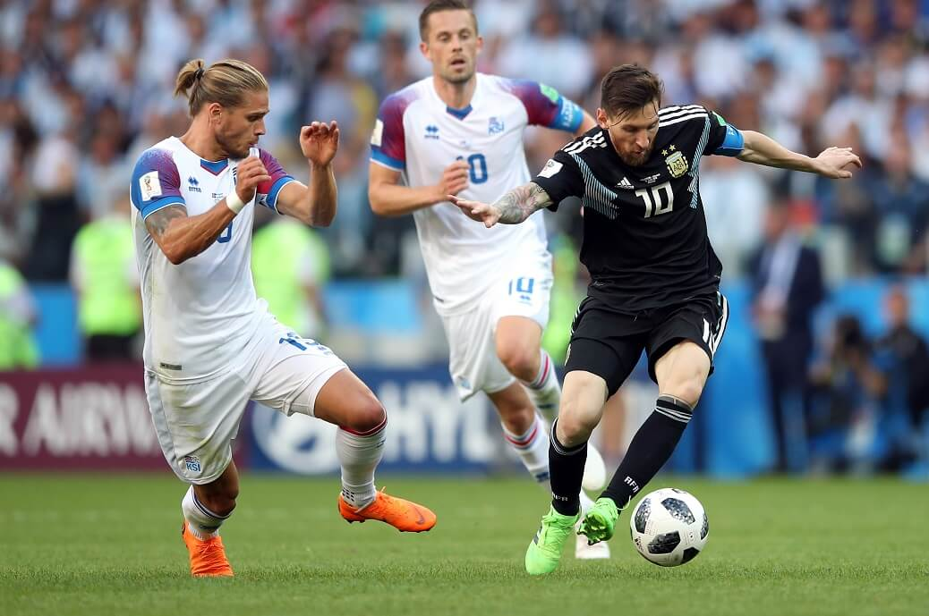 Friday game preview - Iceland vs Nigeria