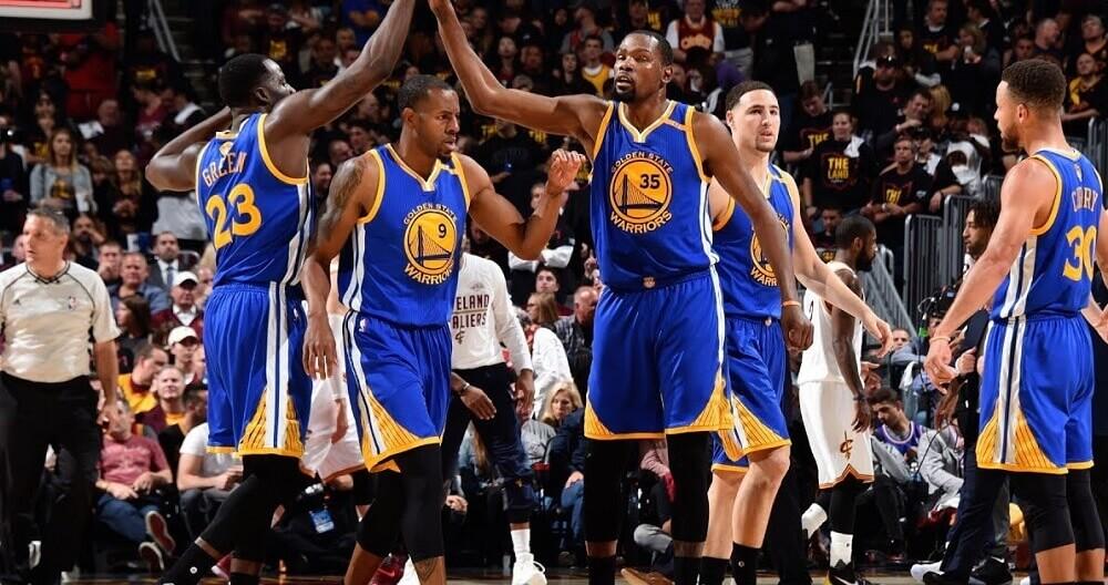 NBA Finals - Warriors vs Cavs Game 3